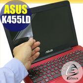 【EZstick】ASUS K455 K455LD 專用 靜電式筆電LCD液晶螢幕貼 (可選鏡面或霧面)