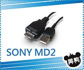 è黑熊館é SONY MD2 MD3 數位相機專用傳輸線 TX7 TX100 W360 T900 WX9 T99