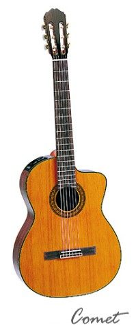 TAKAMINE TC-132SC 全單板可插電古典吉他 【日本製/附原廠硬盒/真空管拾音器/TC132SC】