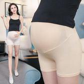 夏天孕婦安全褲防走光夏薄款托腹平角蕾絲
