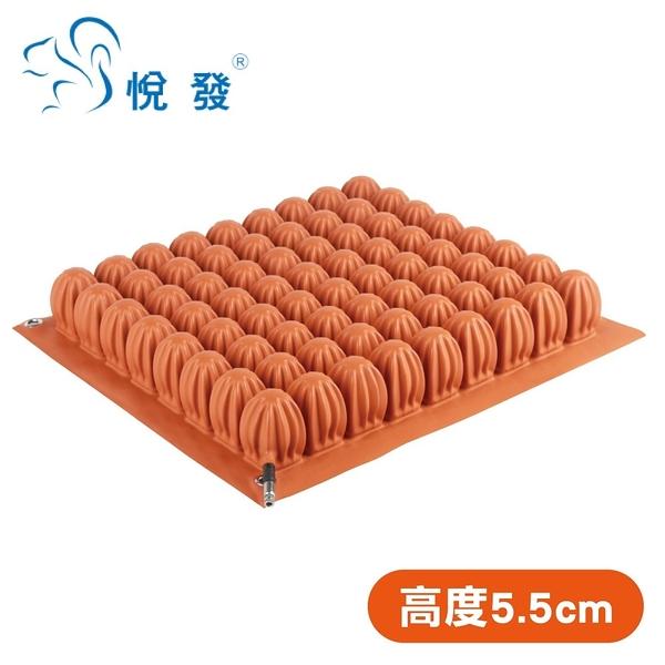 悅發 浮動座墊 輪椅座墊 氣墊坐墊 (高度5.5公分)