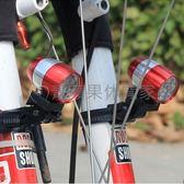 ★Hank百貨★ 6LED 車前燈 車頭燈 頭燈 前燈 手電筒 自行車燈【H042】