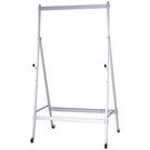 【台北以外縣市價】群策 P025 鋁斜放架/白板架 二尺半 75Wx189Hx60D