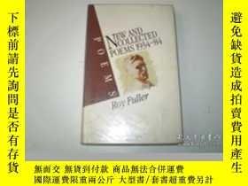 二手書博民逛書店New罕見And Collected Poems, 1934-84Y255562 Roy Fuller Dav