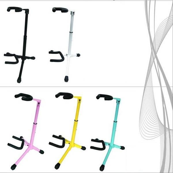 【非凡樂器】YHY 繽紛彩色烏克麗麗架 / 小提琴架 GT-500 黑色款
