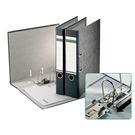 LEITZ 1100-5000高級大理石紋紙夾-A4 背寬8CM