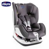 【加碼2禮送保護墊+玩具熊】chicco-Seat up 012 Isofix安全汽座-大理灰