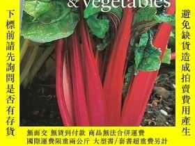 二手書博民逛書店growing罕見fruit vegetablesY238862