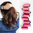 超柔軟彈力海綿髮捲(8入一組) 捲髮器 ...