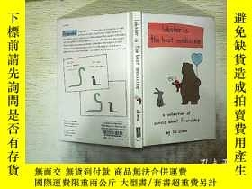 二手書博民逛書店lobster罕見is the best medicine 32
