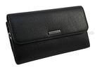 SCORPIO  壓扣多卡長夾 黑色 S14N011A01B1