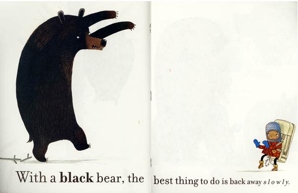 【麥克書店】A BEGINNER'S GUIDE TO BEAR SPOTTING/ 平裝繪本《主題: 想像力 Imagination》