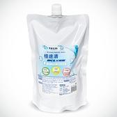 來而康 極速清 次氯酸水 1公升 補充包 安全 抑菌 除臭 3包販售