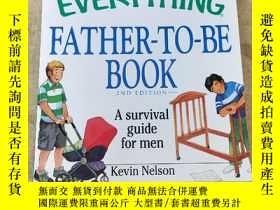 二手書博民逛書店THE罕見EVERYTHING FATHER-TO-BE BOO