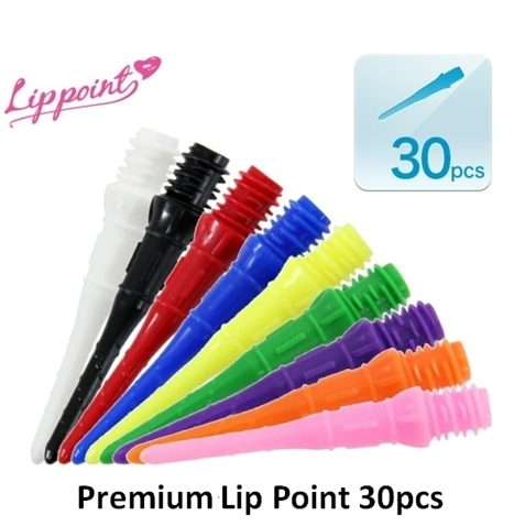 【L-style】Premium Lip Point 30pcs 鏢頭 DARTS
