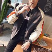 男士春秋學生韓版夾克帥氣修身棒球衣服潮流男裝外套