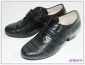 節奏皮件~國標舞鞋女練習鞋編號695 61 黑