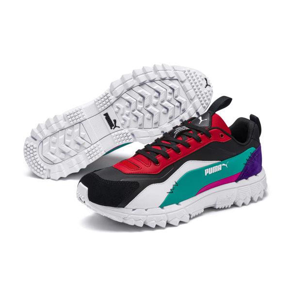 Puma Trailwolf 男款 黑綠 運動鞋 休閒鞋 跑鞋 緩震 氣墊 透氣 運動 慢跑鞋 37188901