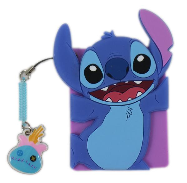 【卡漫城】 史迪奇 手機 卡片 背貼 ㊣版 悠遊卡套 車票套 星際寶貝 Stitch 卡片套 醜丫頭