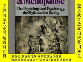 二手書博民逛書店Menstruation罕見And Menopause - 1s