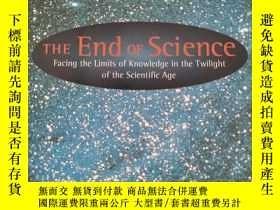 二手書博民逛書店The罕見End Of Science: Facing the
