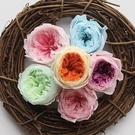 永生花花材,A級奥斯汀玫瑰4-5公分,單朵價格