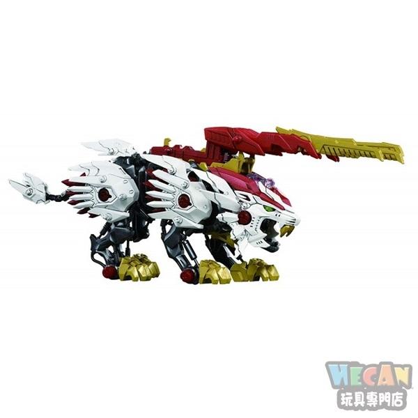 機獸新世紀 ZOIDS WILD ZW25 野獸長牙獅 (需自行組裝) 59696