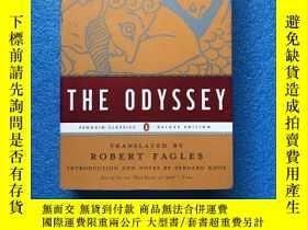 二手書博民逛書店The罕見Odyssey The Odyssey 【毛邊本】Y261601 Homer Penguin Boo