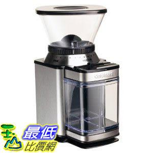 [美國直購] Cuisinart 咖啡磨豆機 DBM-8 Supreme Grind Automatic Burr Mill (CCM-16PC1)_U3