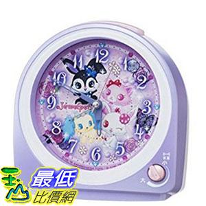 [東京直購] SEIKO CLOCK CQ142Z 時鐘 鬧鐘 Jewel Pet 寶石寵物 Alarm Clock