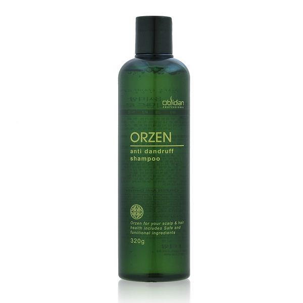 OBSIDIAN Orzen Anti dandruff Shampoo 強健去屑洗髮精 320G【七三七香水精品坊】