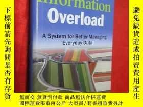 二手書博民逛書店Information罕見Overload: A System