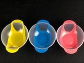 雙耳吸盤碗寵物碗塑料食盆防滑防溢環保