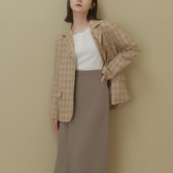 Queen Shop【01097152】百搭螺紋造型半排釦上衣 三色售*現+預*