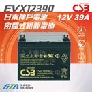 【久大電池】 神戶電池 CSB EVH12390 品質壽命超越 U1-36E12 U1-36NE TEV12360