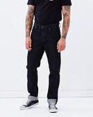 Deus Ex Machina Alma Tapered 牛仔褲  | 騎士衝浪品牌 -  (黑)