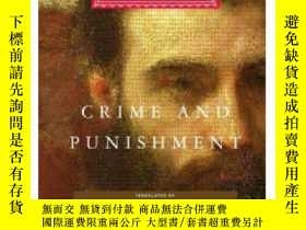 二手書博民逛書店Crime罕見and Punishment (人人文庫版 罪與罰