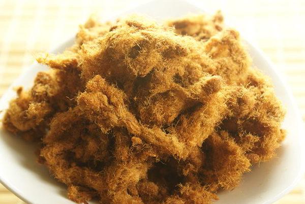 黑車牌食品-招牌豬肉脯 300g(半斤)
