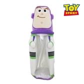 日本限定 迪士尼 玩具總動員 巴斯光年 玩偶造型 筆袋 / 收納袋 / 鉛筆盒