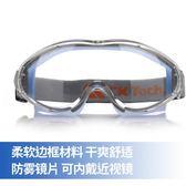 透明護目鏡防風防沙防護眼鏡騎行防塵風鏡【步行者戶外生活館】