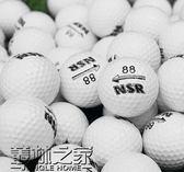 全新高爾夫球 寵物玩具球 保健按摩球 彩色練習球【叢林之家】