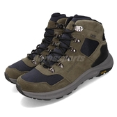 Merrell 戶外鞋 Ontario 85 Mid Waterproof 綠 黑 男鞋 運動鞋 【PUMP306】 ML84961