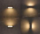 【燈王的店】舞光 LED戶外壁燈 13W 圓轉壁燈 外框可旋轉 戶外燈具 庭園燈 走道燈 OD-2346