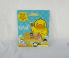 【震撼精品百貨】B.Duck_黃色小鴨~手機按鍵貼【共1款】