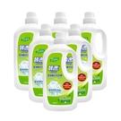 多益得酵速潔淨蛋白洗衣精2000cc6入組茶樹香氛/