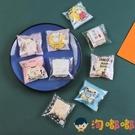 200只 雪花酥包裝袋機封自粘包袋子曲奇烘焙糖果紙【淘嘟嘟】