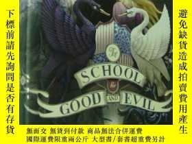 二手書博民逛書店The罕見School for Good and Evil (B