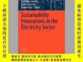二手書博民逛書店Sustainability罕見Innovations in the Electricity SectorY4