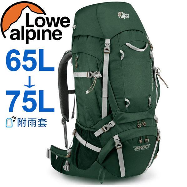 Lowe Alpine FMP93-CR鱷魚綠Diran 65:75L透氣登山背包