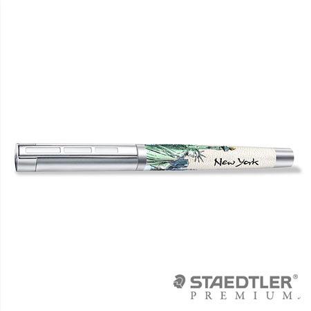 (缺貨中)施德樓 PREMIUM Corium Urbes 城市系列鋼筆 - 紐約 9PU125 F/M尖 / 支